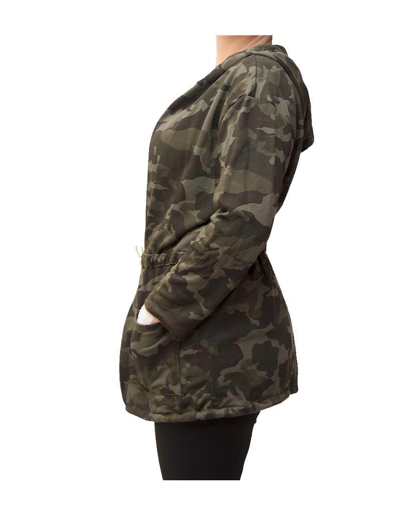chaqueta militar portada
