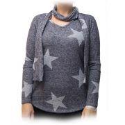 jersey azul pañuelo estrellas portada