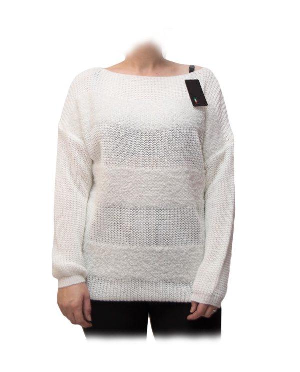 jersey blanco rallas blancas