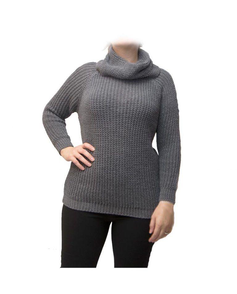 jersey con cubre cuello portada