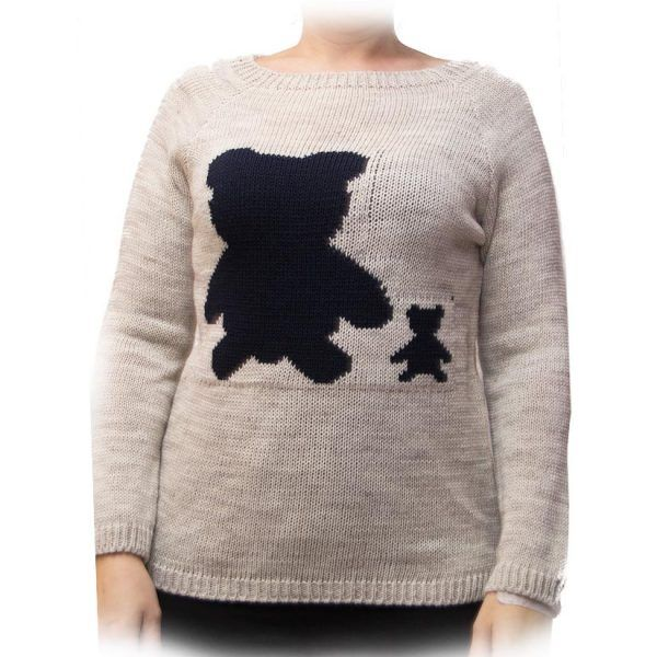 jersey punto oso portada