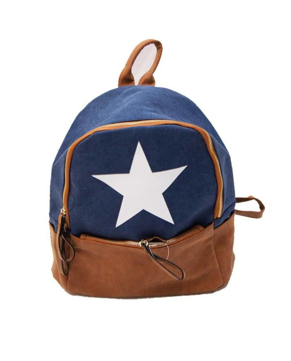 mochila estrella portada
